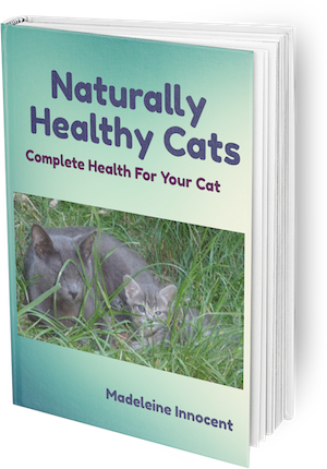 naturally healthy cats